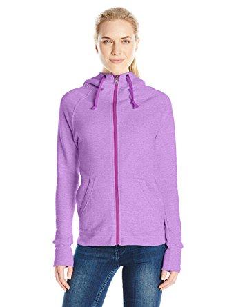 c438ca3bb2d8 Champion Women s Fleece Full-Zip Hoodie - WF Shopping