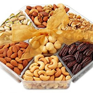 Roasted Nuts Holiday Gift Basket