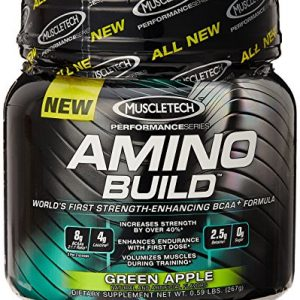 Muscletech Amino Build Diet Supplement