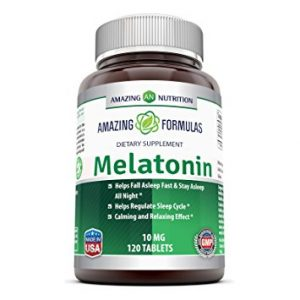 Amazing Nutrition Melatonin