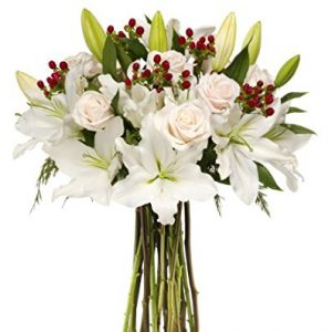 Bouquets White Elegance