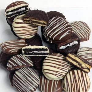assic Drizzled Belgian Chocolate Dipped