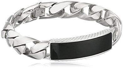 Men S Stainless Steel Bracelet