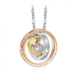 Necklace with Austrian Crystal, gifts for mom