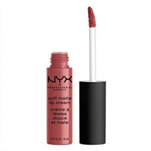NYX PROFESSIONAL MAKEUP Soft Matte Lip Cream, Shanghai