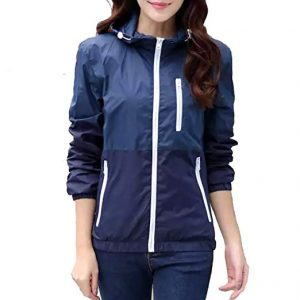 Outdoor Hooded Sports Outwear Quick Dry Jacket Lovers Coat