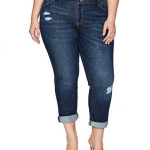 LEE Women's Plus-Size Modern Series Curvy-Fit