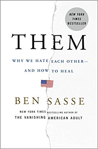 Why We Hate Each Other--and How to Heal