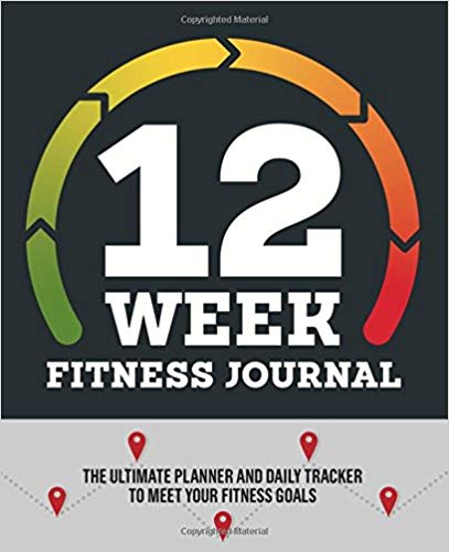 12-Week Fitness Journal