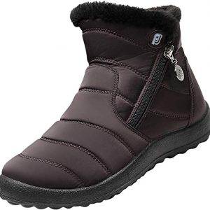 JOINFREE Winter Snow Boots for Women Waterproof