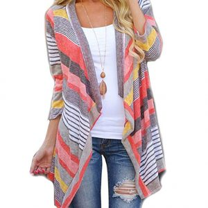 Cardigans for Women with Boho Irregular Front