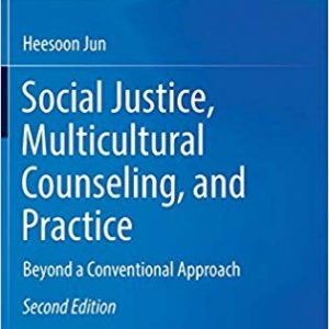 Social Justice, Multicultural Counseling