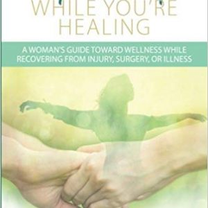 woman's guide toward wellness