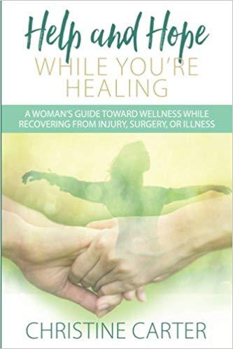 woman's guide toward wellness