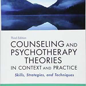 Counseling and Psychotherapy Theories