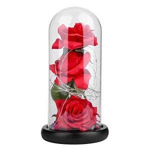 Rose Flower with LED Light