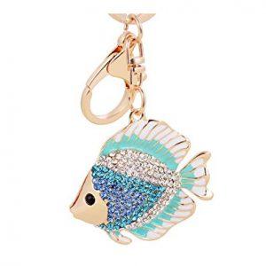 Keychain Bag & Car Jewelry Accessory