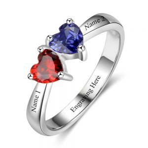 Engagement Ring Promise Rings for Her