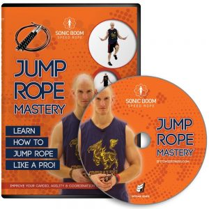 Jump Rope DVD With Routines, Exercises & Techniques