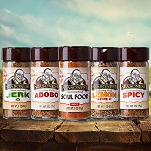 Herbs and Spices Blend Variety Pack