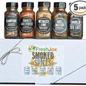 FreshJax Smoked Spices