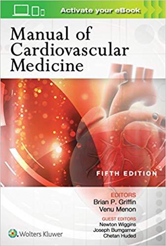 Manual of Cardiovascular Medicine
