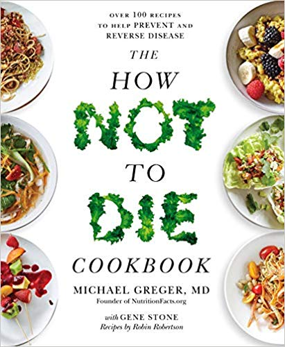 Not To Die Cookbook