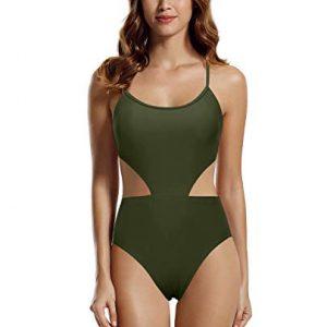 Monokini Bathing Suit