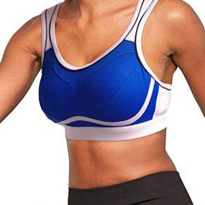 Wireless Padded Workout Sports Bra