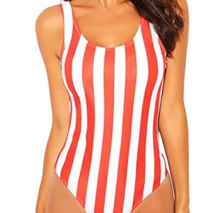 One Piece Swimsuit High Cut