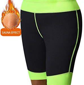 Hot Sauna Shorts Workout