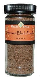 Cardamon Black Powder