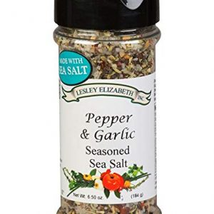 Pepper & Garlic