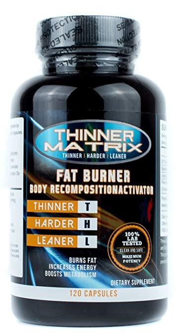 thilner matrix fat burner review