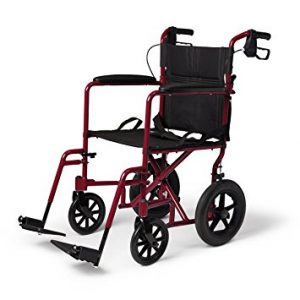 Wheelchair with Handbrakes