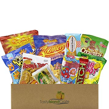 Snacks From Around The World Wf Shopping