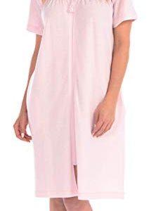 Zip up Nightgown