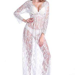 Long Lace Dress