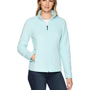 Full-Zip Polar Fleece Jacket