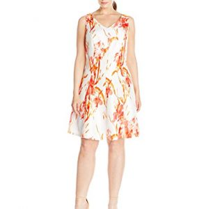 Print Woven Dress
