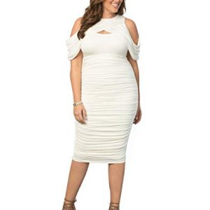 Plus Size Bianca Ruched