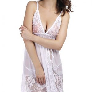 Lingerie Satin Robe