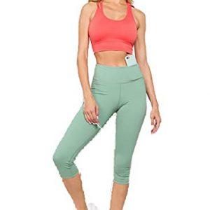 Yoga Pants Workout