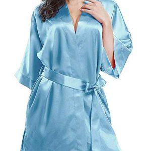 Lingerie Short Kimono