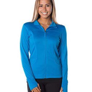 Zip Yoga Workout Jacket