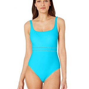 Square Neck One Piece