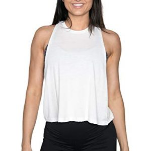 ARM Cut Off Crop Tank