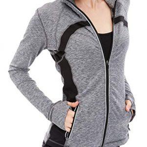 Workout Track Jacket