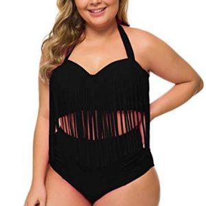 Fringe Top Bikini