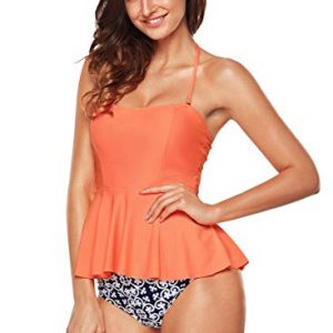 Flounce Bikini Set